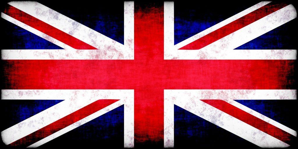 England Flagge » Englisch lernen in München